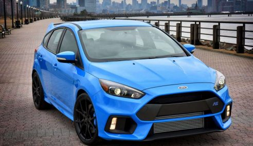 Ford Focus RS : 320 chevaux et 4 roues motrices