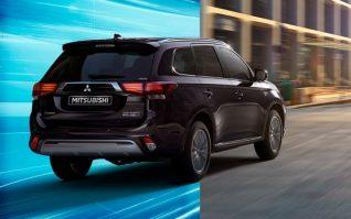 Mitsubishi Outlander PHEV 2018 : une nouvelle génération plus puissante et mieux équipée