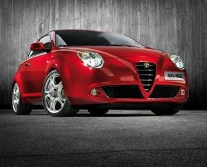 Alfa MiTo, la compacte la plus sportive