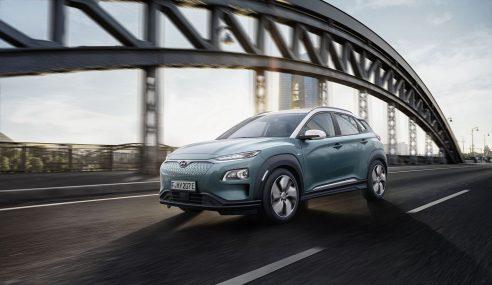 La nouvelle Hyundai Kona Électrique, une voiture électrique pas chère