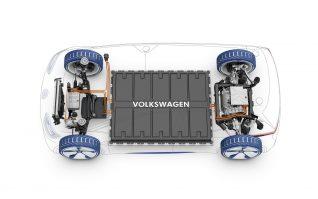VW travaille sur une voiture électrique lowcost à 20.000€. Le projet s'appelle MEB Entry