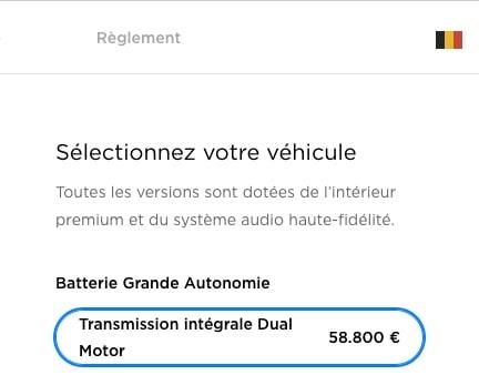 prix-tesla-belgique