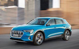 L'Audi e-tron Quattro en détails